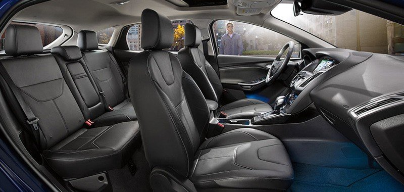 Ford focus safety