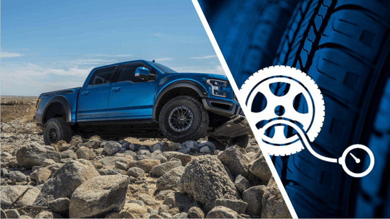 Ford F-150 Summer Accessories